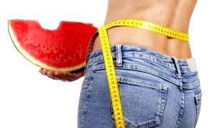Кавунова дієта: порятунок для ласунів