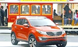 Автомобіль kia sportage - новинка 2014