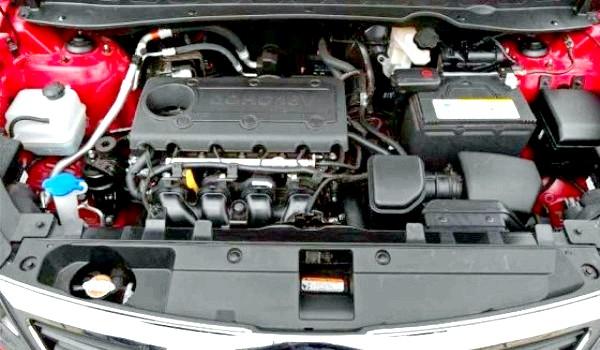 Фото - Новий автомобіль Kia Sportage: двигун