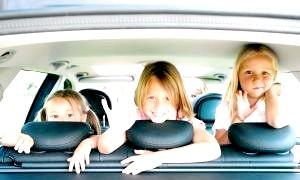 Автоподорож з дитиною. як зробити його комфортним?