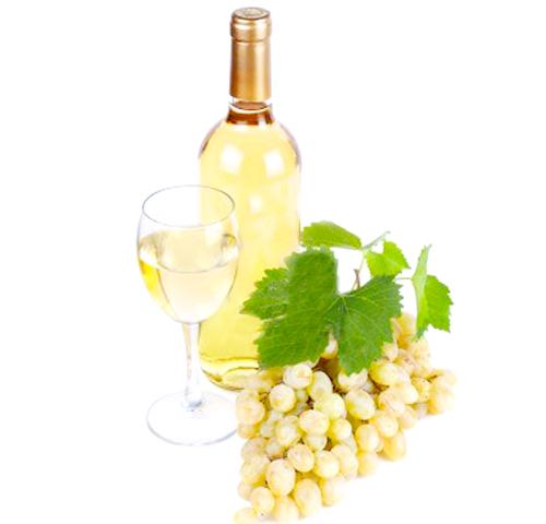 Біле сухе вино в кулінарії