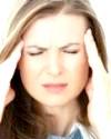 Болить голова в області чола - причини і методи позбавлення