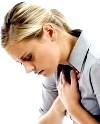 Давить біль в грудях - чи пов'язана вона із захворюваннями серця?
