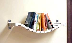 Робимо меблі для дому своїми руками: книжкова полиця