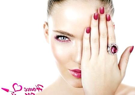 Фото - гель-лак для нігтів