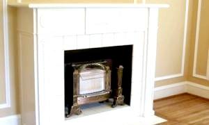 Домашнє вогнище - як створити камін своїми руками з гіпсокартону