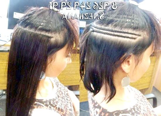 Французька технологія нарощування волосся