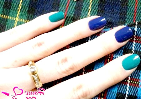 Фото - ідея дизайну нігтів в стилі фен-шуй