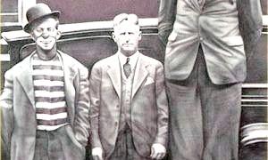 Гіганти: хто найвища людина в світі?