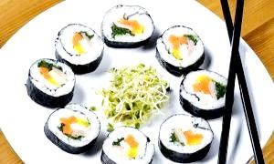 Готуємо суші вдома