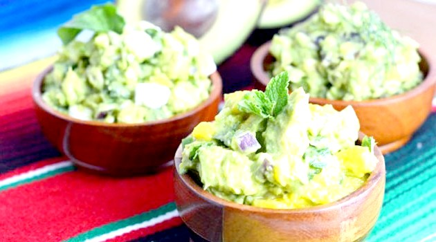 Гуакамоле з авокадо (рецепти)