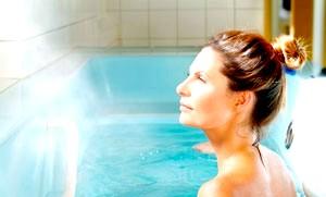 Фото - Прийом радонових ванн при проблемі молочних залоз