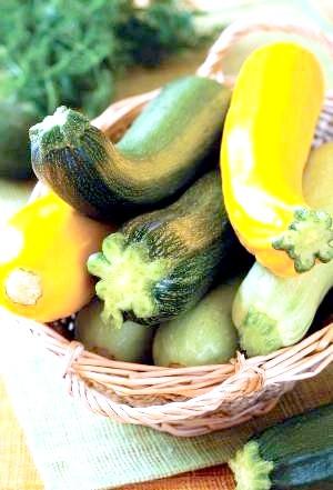 Фото - Кабачки корисні для шлунково-кишкового тракту