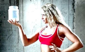 Фото - Як приймати протеїн і гейнер, щоб не нашкодити здоров'ю? Фото з сайту https://musclefactory.ru/