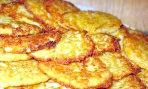 Як готувати деруни - дуже смачне білоруське блюдо