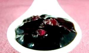 Як готувати джем з чорної смородини на зиму