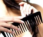 Як і чим розчісувати волосся?