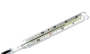 Як винайшли термометр?