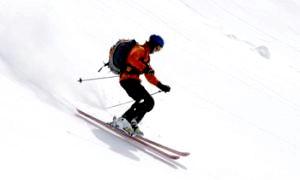 Як кататися на гірських лижах: освоюємо техніку