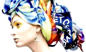 Як красиво зав'язати хустку на голові, щоб завжди виглядати чарівно і по-різному