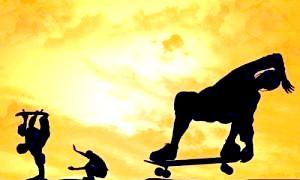 Як навчитися кататися на скейтборді: контроль над дошкою і першими трюки