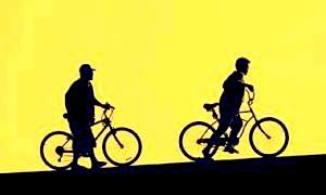 Як навчитися кататися на велосипеді дорослим і дітям?