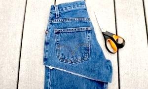 Як обрізати джинси в шорти: чарівне перетворення