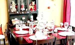 Як оформити новорічний стіл у рік кози оригінально і красиво
