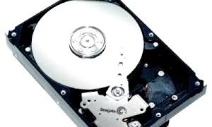 Як відформатувати жорсткий диск?