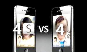 Як відрізнити iphone 4s від iphone 4?