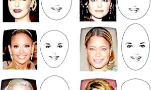 Як підібрати зачіску за формою обличчя