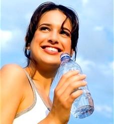 Як схуднути за допомогою води, користь води, як пити воду