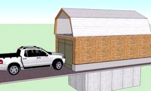 Як побудувати гараж своїми руками: від вибору місця будівництва до внутрішньої обробки