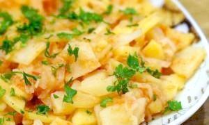 Як згасити капусту з картоплею, щоб було смачно: ідеї для господині