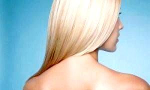 Як правильно освітлити волосся