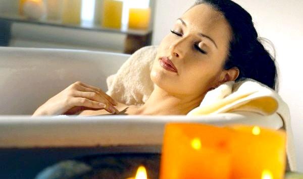 Фото - Приймайте ванну з аромамаслами за всіма правилами