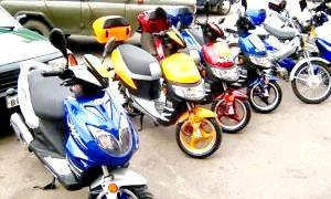 Як правильно вибрати скутер?