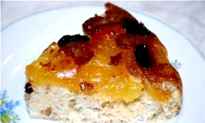 Як приготувати мигдальний пиріг в мультиварці