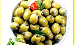Як приготувати оливки?