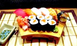 Як приготувати суші вдома?