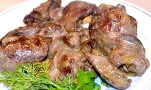 Як приготувати свинячу печінку швидко і чудово смачно