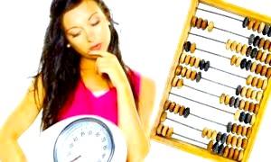 Як розрахувати кількість калорій в день, щоб схуднути