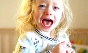Як батькам впоратися з дитячою істерикою?