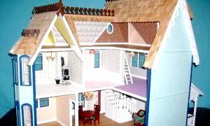 Як зробити будиночок для барбі: сімейний проект