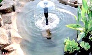 Як зробити фонтан своїми руками на заміській ділянці