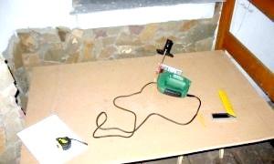 Як зробити кухонний стіл своїми руками? коротка інструкція