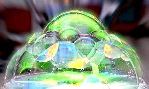 Як зробити мильні бульбашки в домашніх умовах?