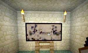 Як зробити телевізор в «майнкрафт», що показує зображення