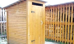 Як зробити туалет на дачі: виклик будь-якому чоловіку