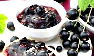 Як зварити варення з чорної смородини: секрети насиченого смаку